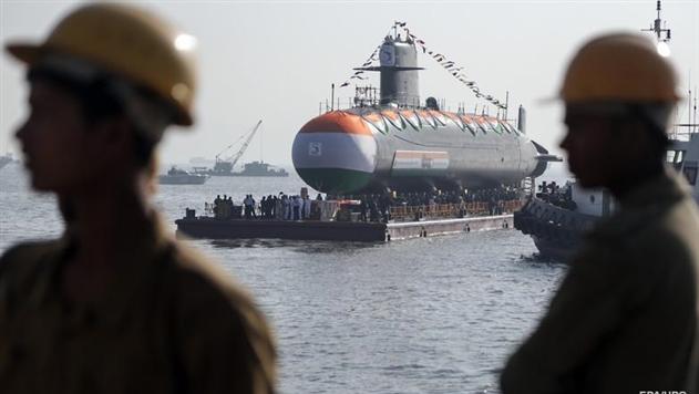 Индия запустила проект по созданию шести атомных подлодок