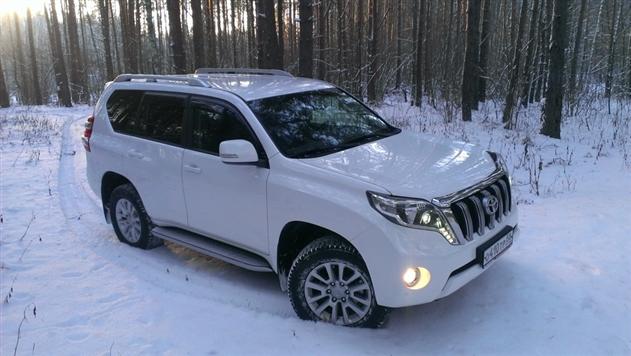 В Брагинском районе колхоз-должник купил Land Cruiser за $28 тыс