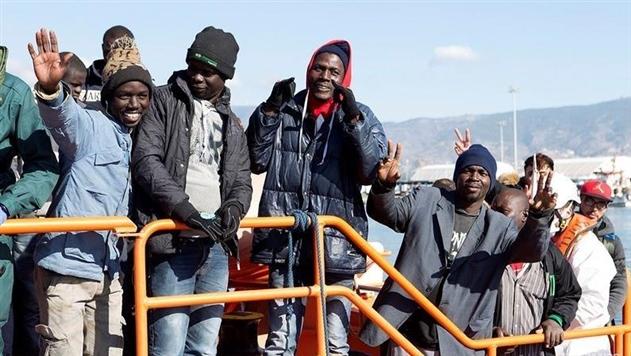 Германия будет платить беженцам за возвращение на родину