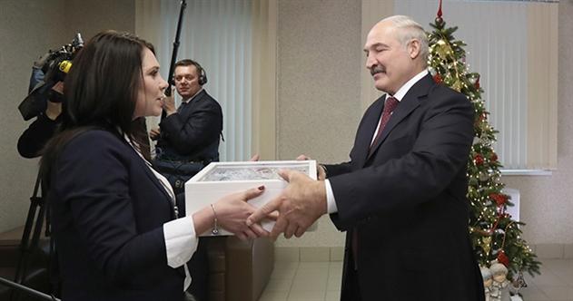 Лукашенко признался, какой подарок хотел бы получить на Новый год