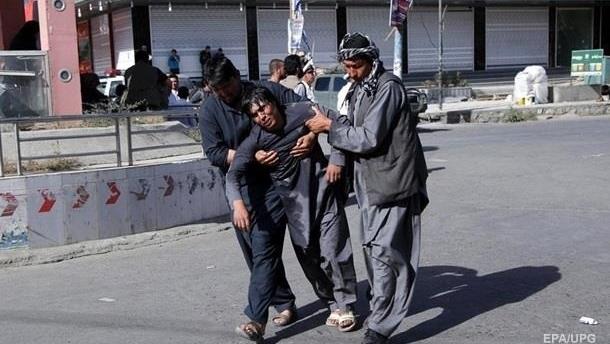 В Кабуле у здания разведки подорвался смертник: погибли 10 человек