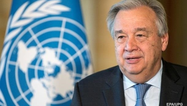 Генсек ООН одобрил решение Совбеза по Северной Корее