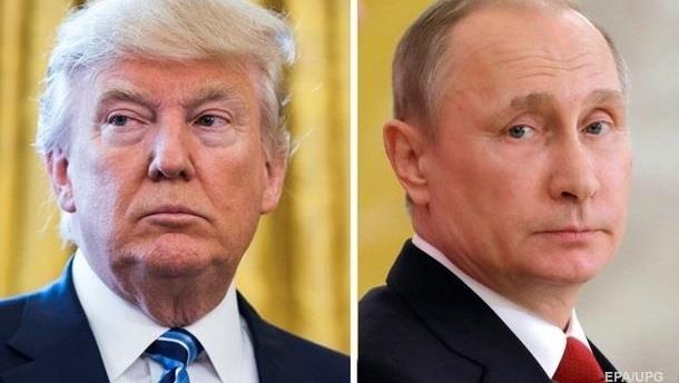 Трамп и Путин провели телефонные переговоры