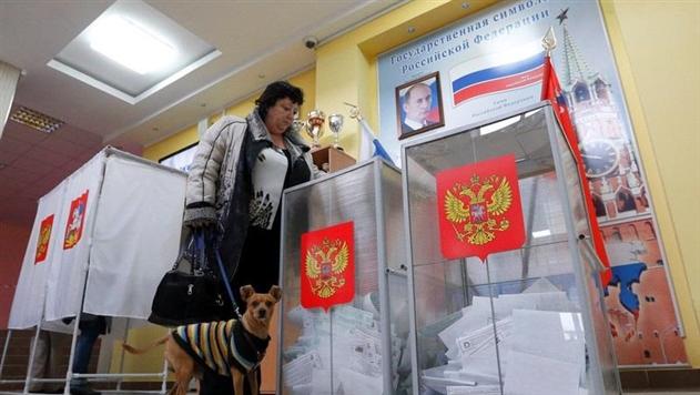 В РФ стартовала кампания по выборам президента