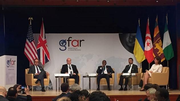 СМИ: Луценко не прибыл на Глобальный форум по возвращению активов в США