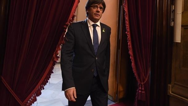 Экс-глава Каталонии выдвинул ультиматум Мадриду