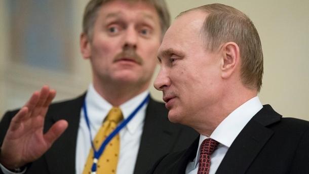 Песков: Конкурент Путина не созрел даже близко