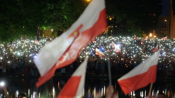 Сенат Польши принял спорный закон о Верховном суде