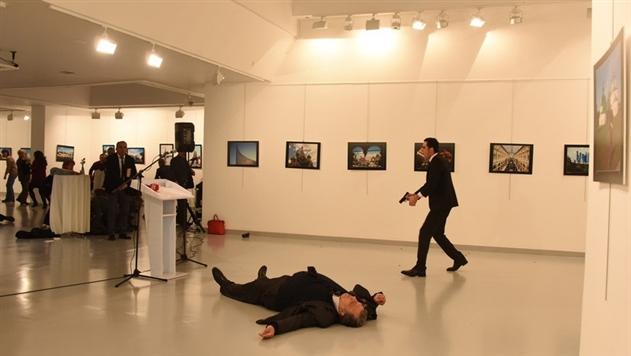 СМИ: В Анкаре арестовали организатора выставки, на которой убили посла РФ